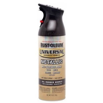 Spray Paint, Oil Rubbed Bronze, 11 ounce