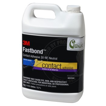 FastBond Contact Adhesive,  30NF Neutral ~ Gallon