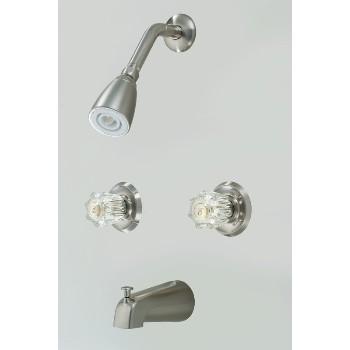Hardware House  123259 12-3259 Sn Tub&Shwr Mixer