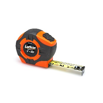 "Measuring Tape, QuickRead Hi-Viz ~ 1"" x 25 ft"