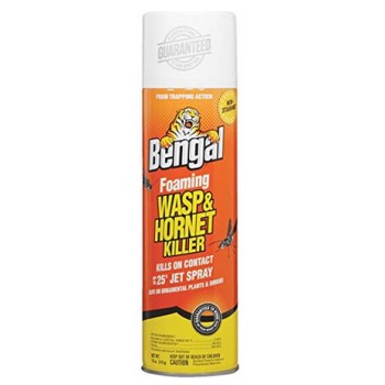 Bengal Foaming Wasp and Hornet Killer ~ 18 oz.