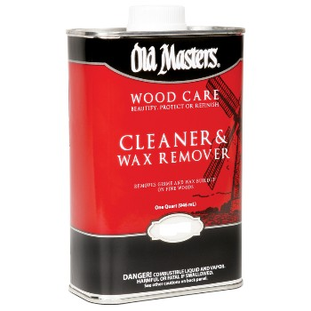 Cleaner and Wax Remover, 1 pint