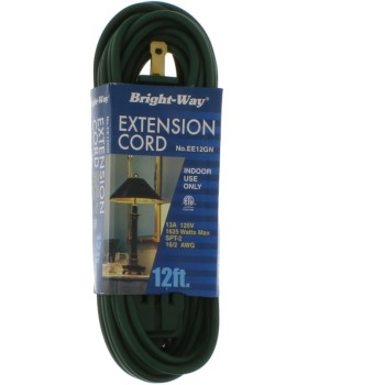 Ee12g 12ft. Grn Extention Cord