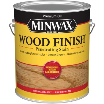 Minwax 71004 Wood Finish, Ipswich Pine ~ Gallon