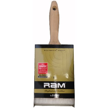 4in. Soletec Ram Brush