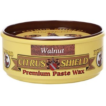 Premimum Walnut Citrus Shield Paste Wax, 11 Oz