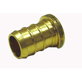 Pex Brass Test Plug ~ 1/2""