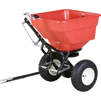 Commercial Tow Broadcast Spreader ~ 100 lbs Capacity