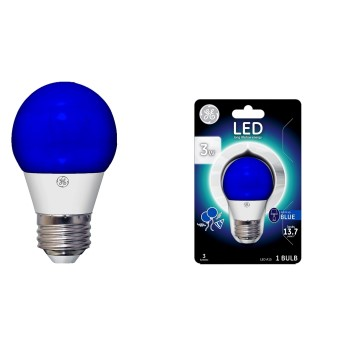 Party Light  Bulb, Blue ~ LED
