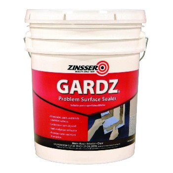 Gardz®  Problem Surface Sealer, Clear ~ 5 Gal