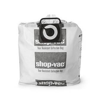 Shop Vac Corp - Accessories 9021333 2pk 5-10g Dry Vac Bag