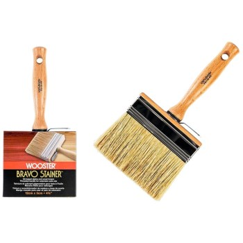 F5116 4-3/4in. Pro Stain Brush