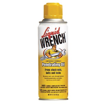 Liquid Wrench L106 Liquid Wrench ~ 5.5 Ounce Spray