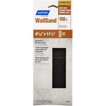 68318 10pk 100g Drywall Screen