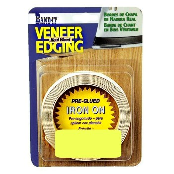 Wood Veneer Edging - White Birch - 7/8 inch x 25 feet