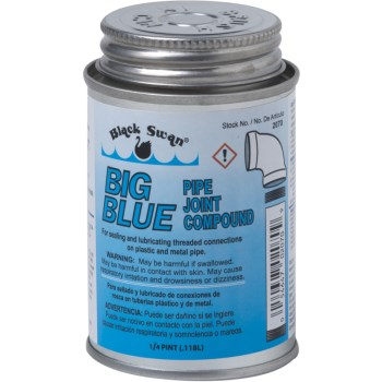 4 Oz Big Blu Pj Compound