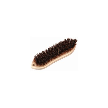 Pointed End Scrub Brush, Palmyra 9 inch