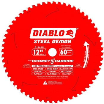 12in. 60t Cermet Blade