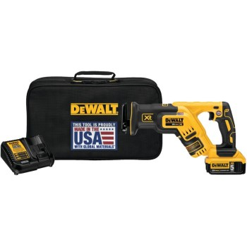 20v Recip Saw Kit