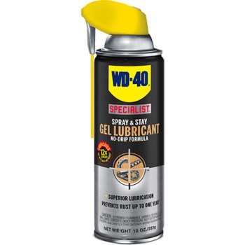 Wd40 10oz Spry Gel Lube