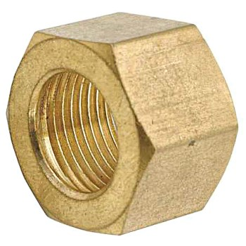 Lead-Free Compression Nut ~ 1/4""
