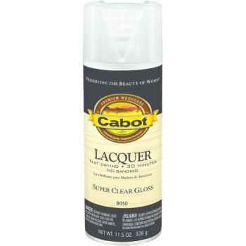 Lacquer Spray, Gloss