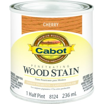 Wood Stain - Cherry - 1/2 pint
