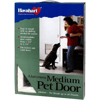 Medium Metal Dog Door