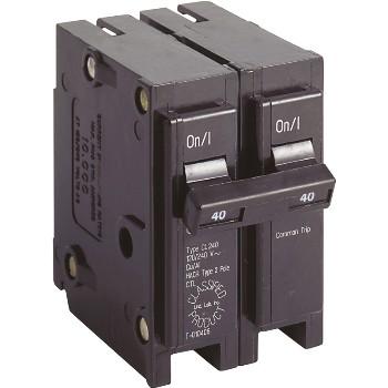 Eaton Corp CL240CS 40a Dp Breaker