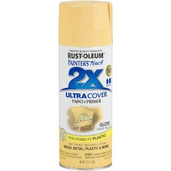 Rust-Oleum 249091 Sp Gl Warm Yellow 2x
