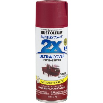 Ultra Cover 2X Spray ~ Colonial Red Satin