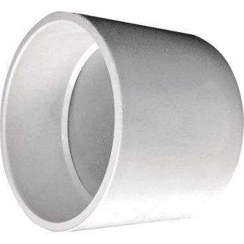 PVC Coupling for Adapter ~ 4""