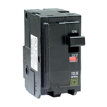 Square D 52217 Qo220c 20a Dp Circuit Breaker