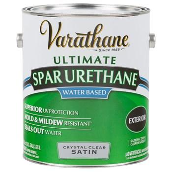 Rust-Oleum 250231 Varathane Spar Urethane, Satin ~ Gallon