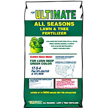 Ultimate  121 Ultimate All Seasons Lawn & Tree Fertilizer