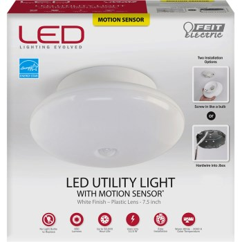 Led 7.5in. Mushroom Light