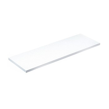 "Regular Duty All-Purpose Shelf, White ~ 12"" x 36"""