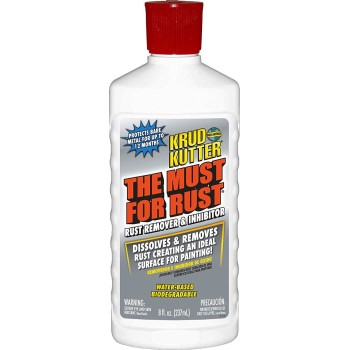 Krud Kutter Must For Rust Remover ~ 8 oz