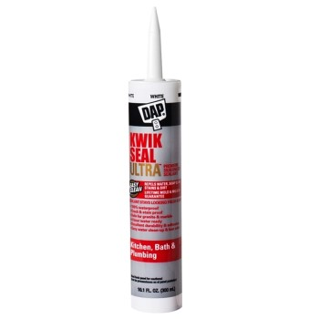 Kwik Seal Ultra Siliconized Sealant, Clear ~ 10.1 oz Tube