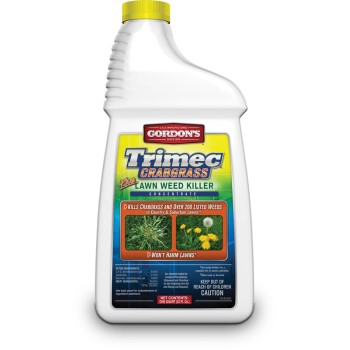 Gordons 761160 Crabgrass Plus Weed Killer Concentrate ~ Quart