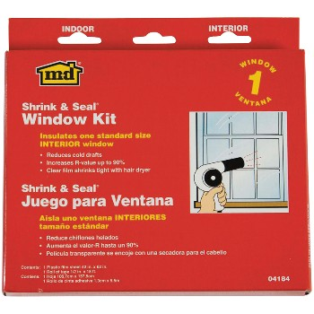 40x60 Shrink&Seal Wd Kit