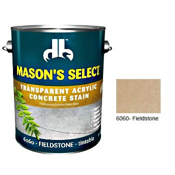 Concrete Stain,  Fieldstone  ~ Gallon