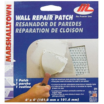 Dp4 4x4 Drywall Patch Kit