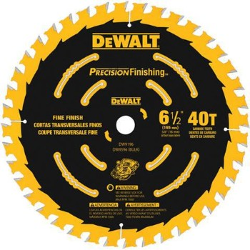 6-1/2in. 40t Saw Blade