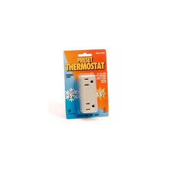 Freeze-Free Thermostat Outlet