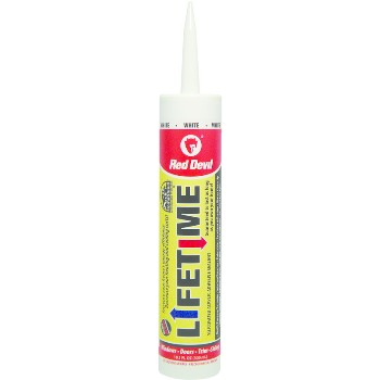 10.1oz Wh Lifetime Caulk