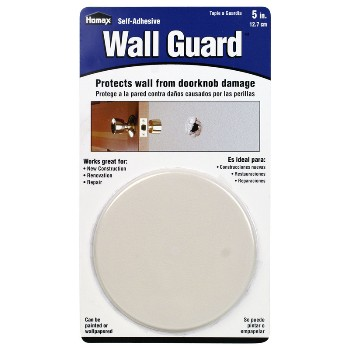Wall Guard, Peel / Stick 5""