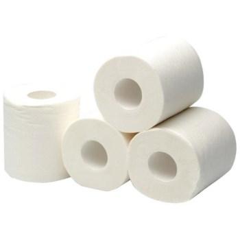 Clayton Paper 18280/01 Toilet Tissue, 2 Ply ~ White