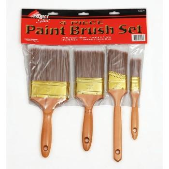 Linzer  A2204 4pc Brush Set