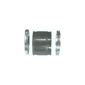 Flexible Coupling, 4 X 4 Inch